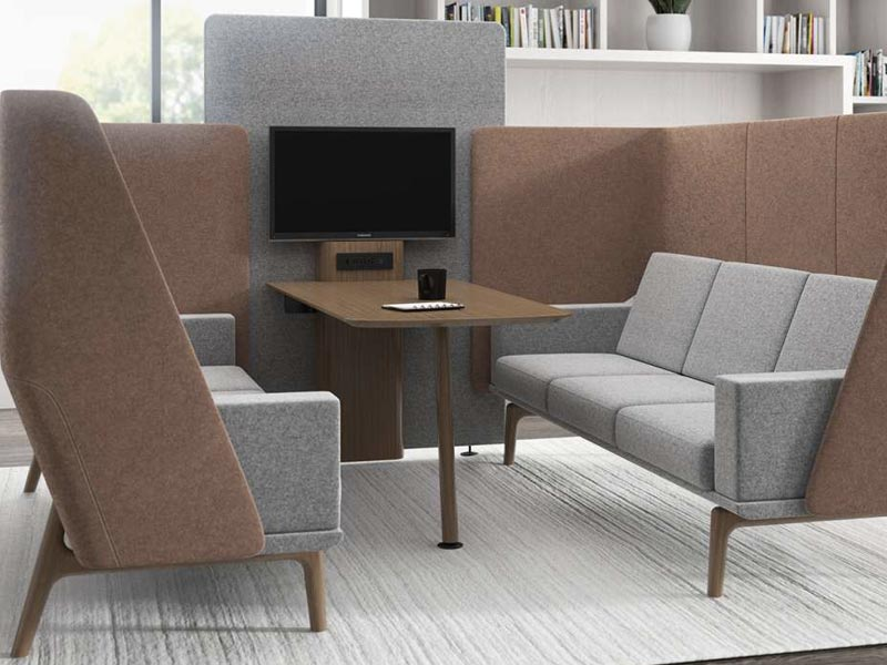 OSF Heya Huddle Room Furniture